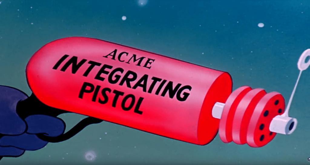 Acme pistol