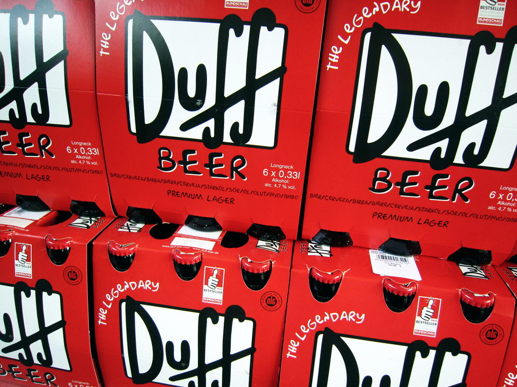 Duff Beer – USA